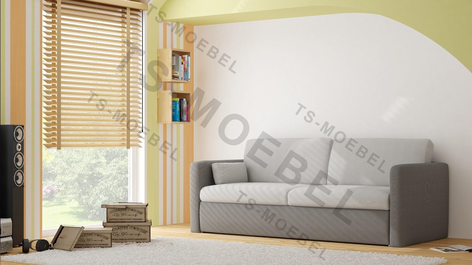 matratzen ts mbel wall bed duo sofa mit etagenbett inkl - Etagenbettcouch