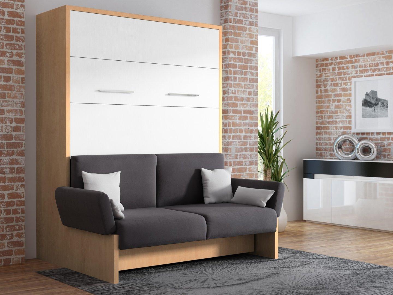 Buche Massivholzmöbel mit sofa wbs 1 160 x 200 cm in buche weiß