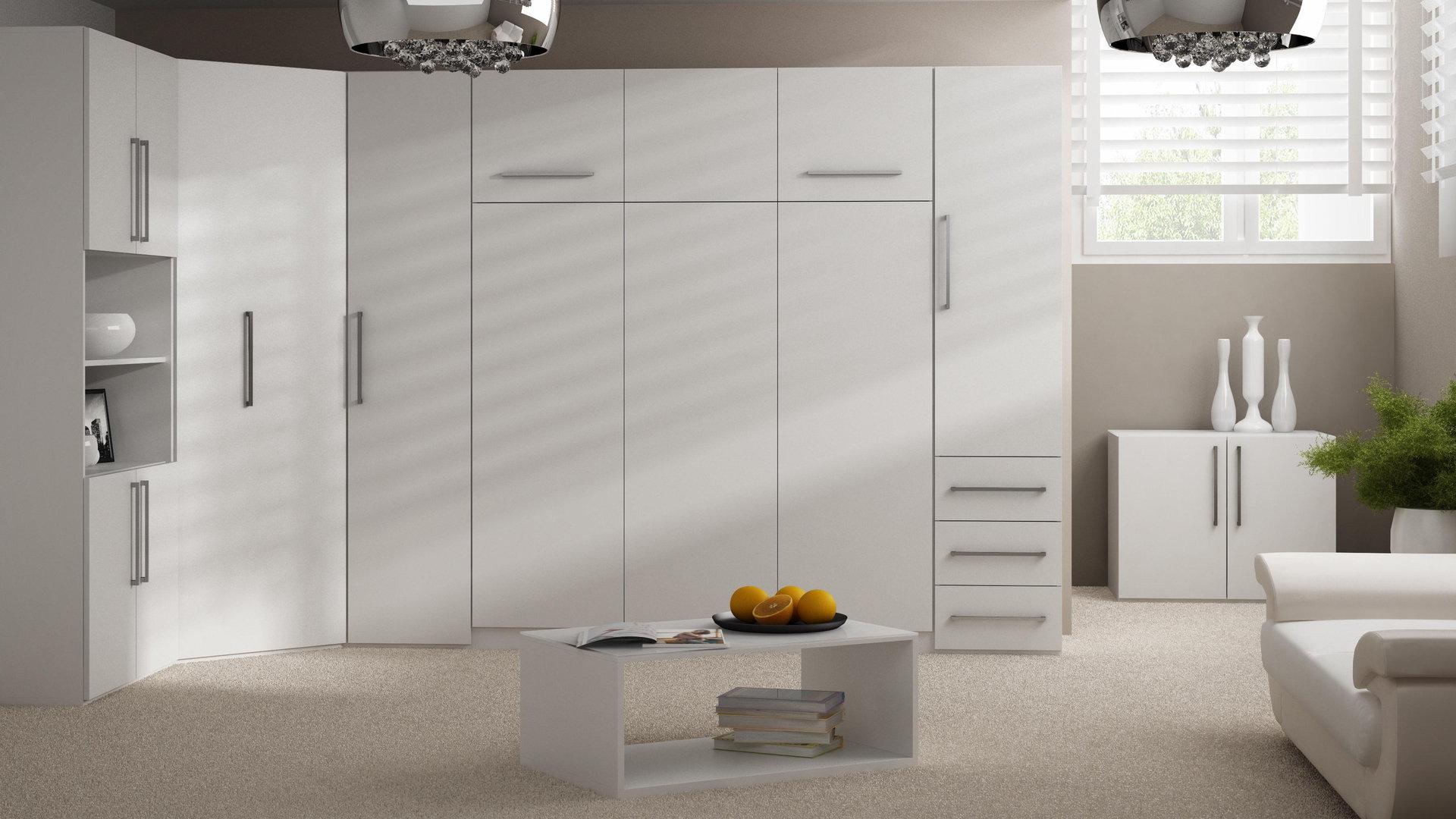 modul kleiderschrank m a1 50 f r alle wandbetten m glich. Black Bedroom Furniture Sets. Home Design Ideas
