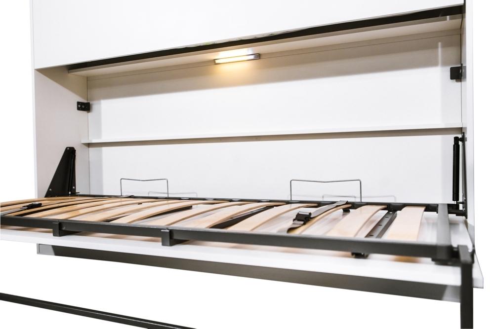 Quer Doppelstockbett DUO 80 x 190 cm in Calcados Natur