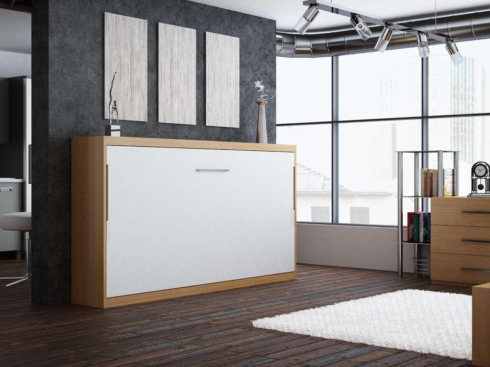Schrankbett 90x200. Affordable Schrankbett Albero Xcm Eiche ...