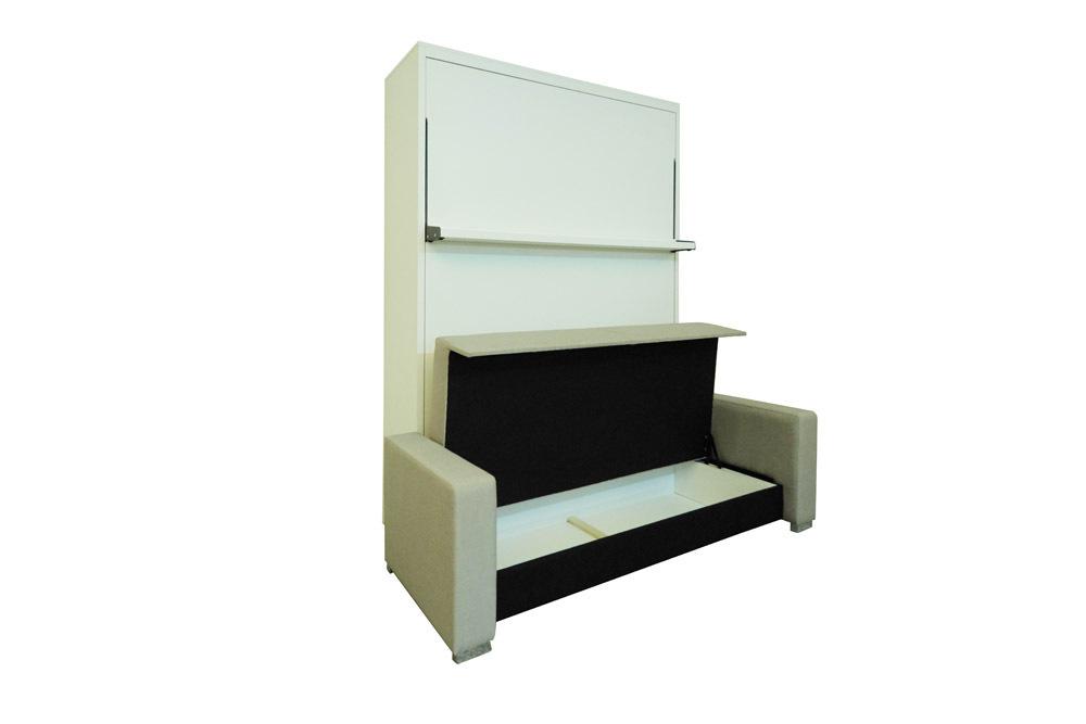ts m bel wandbett m ecksofa leggio linea lw 160 x 200 cm. Black Bedroom Furniture Sets. Home Design Ideas