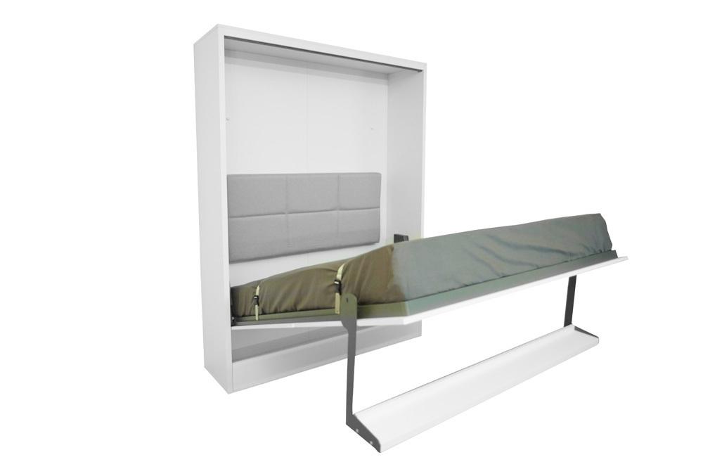 wandbett mit sofa leggio linea std 160 x 200 cm mainau birke. Black Bedroom Furniture Sets. Home Design Ideas